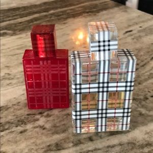 Burberry Makeup - BurberryBrit and Burberry Red